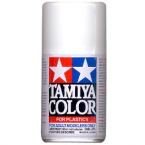 [TS-27] TAMIYA 스프레이(캔) MATT WHITE 매트화이트 (무광) [4950344993697]