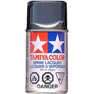 [TS-48] TAMIYA 스프레이(캔) GUNSHIP GREY 건쉽 그레이 (무광) [4950344993901]