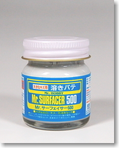 Mr. Surfacer 500 (40 ml) SF-285 [4973028516005]