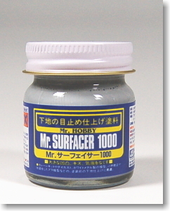 Mr. Surfacer 1000 (40ml) SF-284 [4973028515992]
