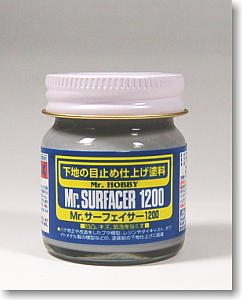 [SF-286] Mr. Surfacer 1200 (40ml) [4973028519884]