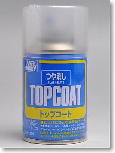 [B503] TOPCOAT 탑코트 (무광 마감제) [4973028540574]