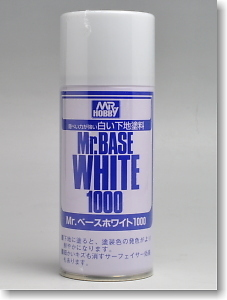[B518] Mr. BASE WHITE 1000 (캔) [4973028515961]