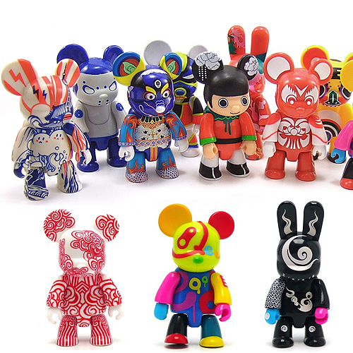 toy2R] 차이나 아티스트 퀴 시리즈 (China Artists Qee Series)