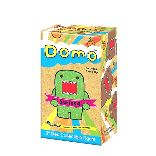 [아트토이] 도모퀴 series 4 (Domo Qee) 1개, 블라인드