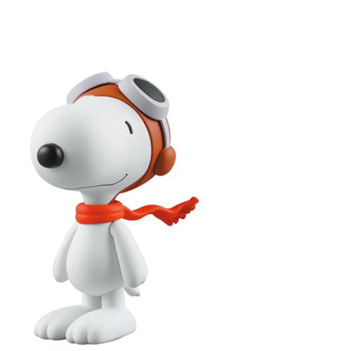 [메디콤토이 UDF] 비행기 조종사 스누피 (Flying Ace Snoopy)  [4530956151625]