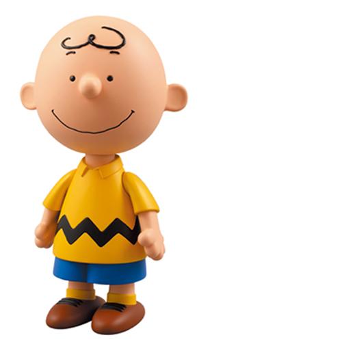 [UDF] 피넛 시리즈 스누피 - 찰리 브라운 (Charlie Brown)  [4530956151601]