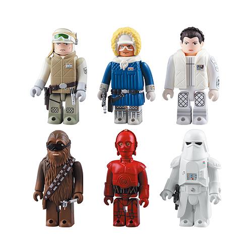 [큐브릭] 스타워즈 큐브릭 디럭스 시리즈 1 (Star Wars Kubrick Deluxe Series 1)