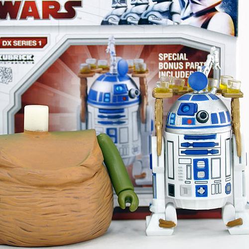 [큐브릭] 스타워즈 R2-D2 (DX-1)