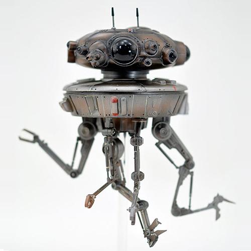 [큐브릭] 스타워즈 프로봇 (Probot)