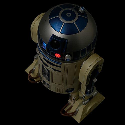 [메디콤토이 RAH] 스타워즈 피규어 R2-D2 Talking ver. (토킹버젼) [4530956105819]