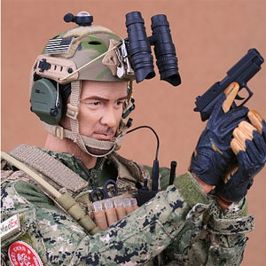 [30cm 밀리터리 피규어] Toys City U.S.NAVY NSW Marksman Overwatch Operation  [9017]