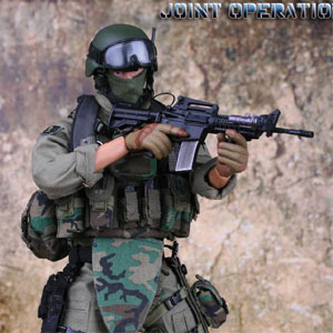 [30cm 밀리터리 피규어] 1/6 U.S.NAVY CORPSMAN JOINT OPERATION [9018]