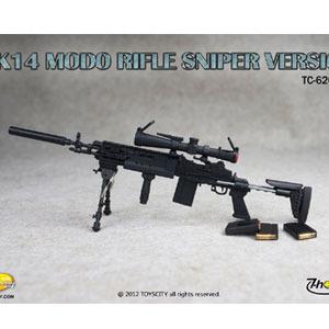 ToysCity62002mk14Modo Rifle Sniper Verson  (62002B)
