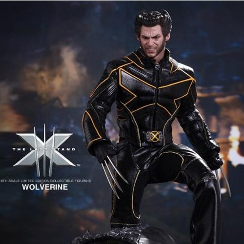 [핫토이] X맨 울버린 (X-Men -the Last Stand Wolverine Limited Edition)