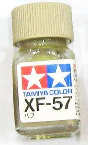[타미야][에나멜도료 XF-57] 버프 (무광) [45135682]