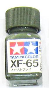 [타미야][에나멜도료 XF-65] 필드 그레이 (무광) [45135767]