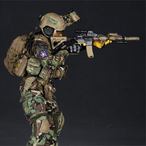 DAMTOYS-USMC (78006) MARSOC(Marine Special Operations Regiment Special Ops Team leader)