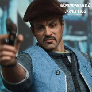 Hot Toys - MMS194 - 익스펜더블2 바니 로스(The Expendables 2: 1/6th scale Barney Ross Collectible Figure Specification)