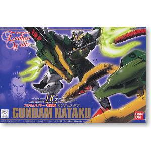 EW-06 GUNDAM NATAKU 건담 나타쿠(메탈클리어)   (4902425712635)