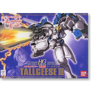 EW-02 TALLGEESE Ⅲ 톨기스3(메탈클리어)   (4902425712598)