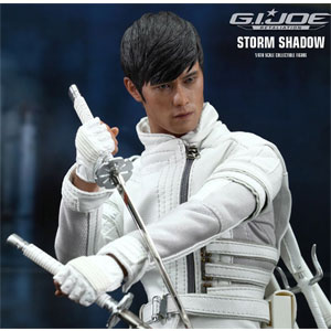 [핫토이] MMS 193 - G.I. Joe Retaliation: 1/6th scale Storm Shadow Collectible Figure (일본 내수판)
