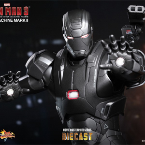 Iron Man 3: 1/6th scale War Machine(워머신) Mark II Limited Edition Collectible Figurine