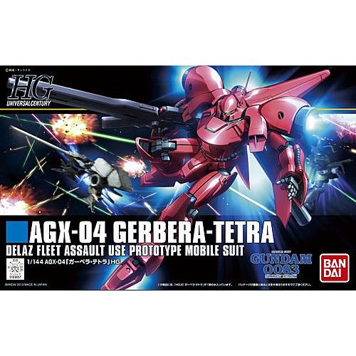 [HGUC 159] AGX-04 가베라 테트라  [4573102558862]