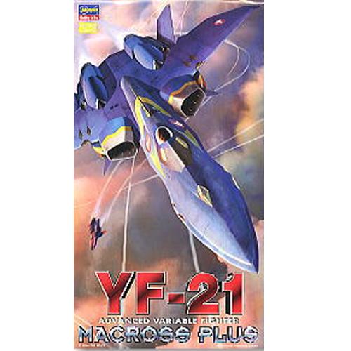 1/72 마크로스 플러스 - YF-21  [4967834657113]