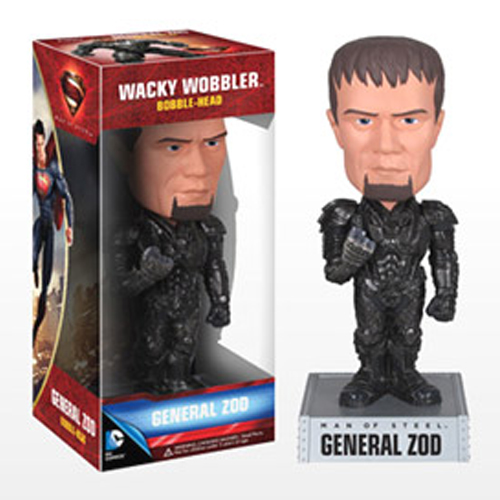 Wacky wobbler 맨 오브 스틸 조드장군 [4580279608757]