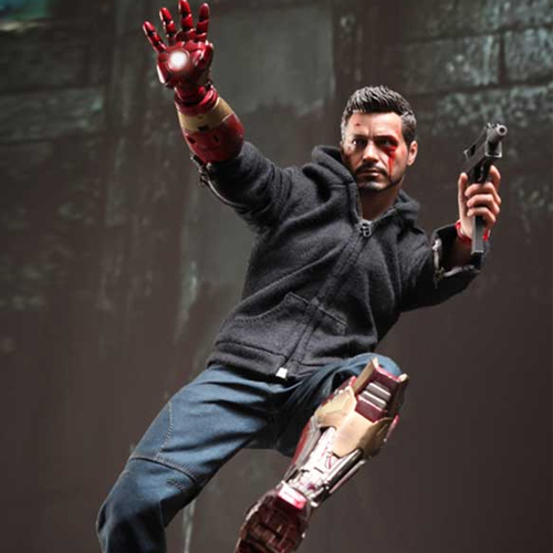 아이언맨3 토니스타크 메카닉 버전(Iron Man 3: 1/6th scale Tony Stark (The Mechanic) Collectible Figure) [입고완료]