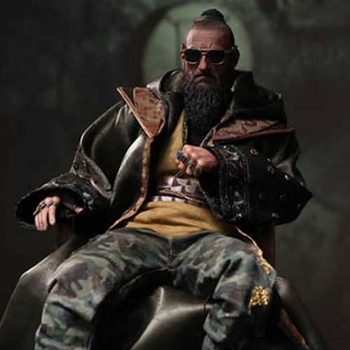 Iron Man 3: 1/6th scale The Mandarin Collectible Figure [입고완료]
