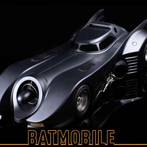 [핫토이]Batman: 1/6th scale Batmobile - 1989 version(일본내수판) [4897011174402]