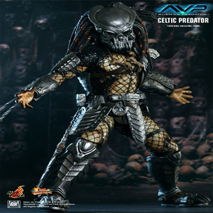 Alien vs. Predator: 1/6th scale Celtic Predator Collectible Figure
