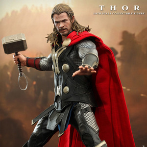 Thor: The Dark World: 1/6 Thor Collectible Figurine  [1383194120]