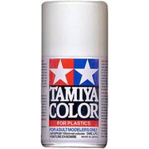 [TS-26] TAMIYA 스프레이(캔) PURE WHITE 퓨어 화이트 [4950344993680]