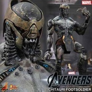 The Avengers: 1/6th scale Chitauri Footsoldier Collectible Figure [1385107059]