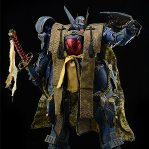 BANDAI × threezero - FULL METAL GHOST