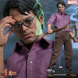 [핫토이]1/6 무비 마스터피스 The Avengers Bruce Banner 어벤져스 브루스 배너[4897011175683]