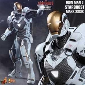 MMS214 Iron Man 3: 1/6th scale 스타부스트 (Mark XXXIX) Limited Edition Collectible Figure