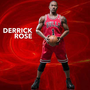 Real Masterpiece NBA Collection - Derrick Rose(데릭 로즈)