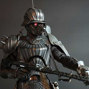 Kerberos Panzer Jager: Protect Gear 1/6th scale Figure