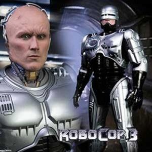 1/4 scale Robocop 3 엔터베이 로보캅