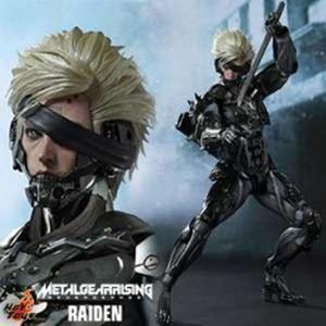 Metal Gear Rising `Revengeance` Raiden 1/6th scale figure(일본내수용/무라마사 블레이드 포함)