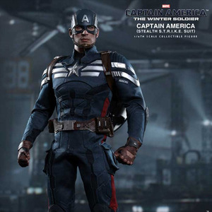 MMS242 캡틴아메리카 윈터 솔져 - 캡틴아메리카(Stealth S.T.R.I.K.E. Suit Ver.)