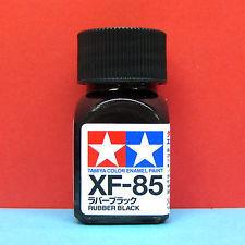 [타미야][에나멜도료 XF-85] 러버 블랙 (무광) [45074189]