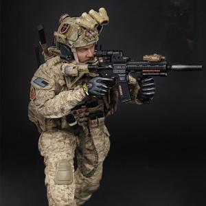 """[밀리터리피규어] DAMTOYS - 78011-DEVGRU Operation Neptune Spear """"GERONIMO"""""""