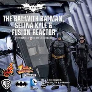 [핫토이] MMSC002 The Dark Knight Rise - 1/12 scale The Bat Deluxe set