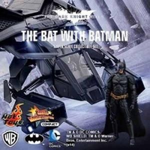 [핫토이] MMSC001 The Dark Knight Rise - 1/12 scale The Bat set [15년4분기예정]