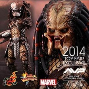 mms250 2014 Toy Fair Exclusive : Ancient Predator figure